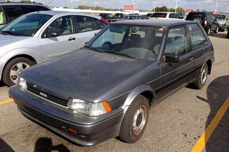 Toyota Corolla 1988 г.в.